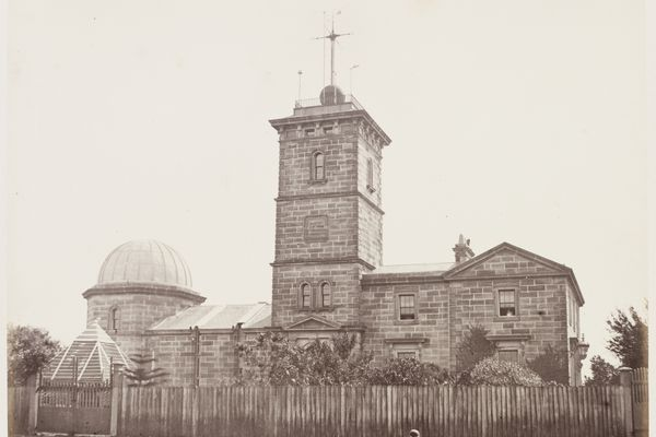 Sydney Observatory, by William Weaver and Alexander Dawson