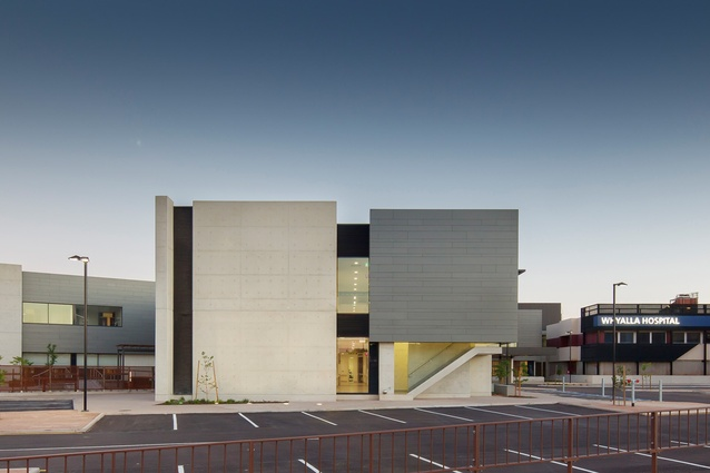 Whyalla Regional Cancer Centre by Hames Sharley.