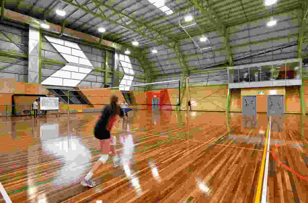 Public Design – Maribyrnong Secondary College by Suters Architects.