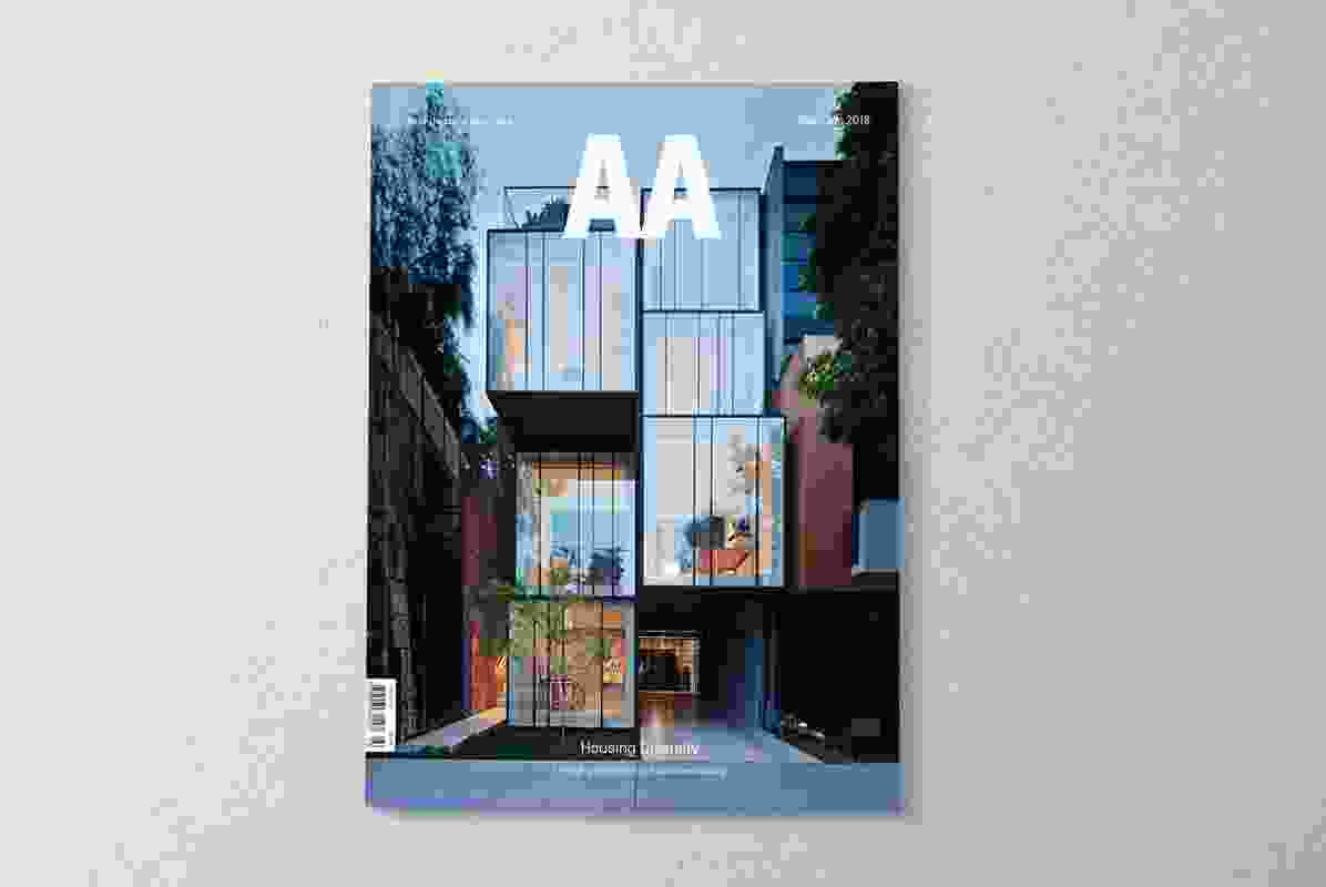 Architecture Australia May/June 2018.