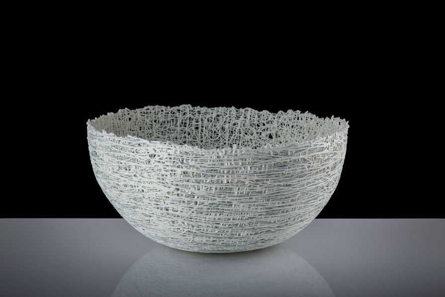 An intricate bowl from the Slip homewares range.