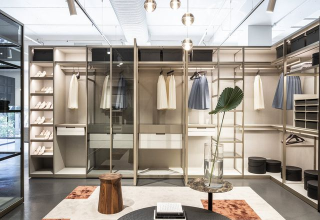 Poliform's Sydney showroom has been transformed.