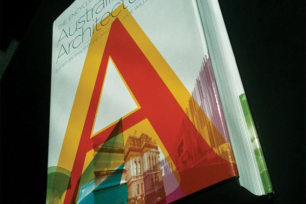 The Encyclopedia of Australian Architecture by Philip Goad and Julie Willis.