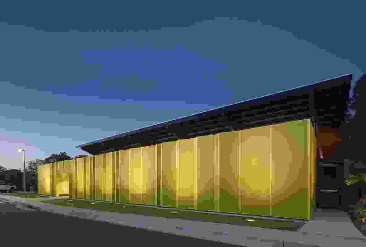 NCC Early Swimmers by Conwell Architects received a regional commendation.