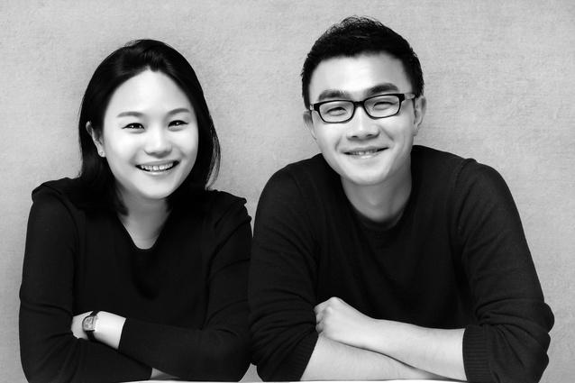 Sojung Lee and Sangjoon Kwak, OBBA.