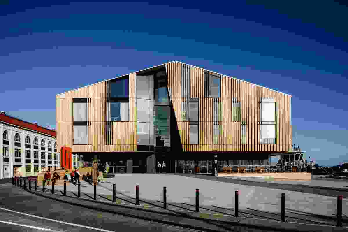 Mac 01 by Circa Morris-Nunn Architects.