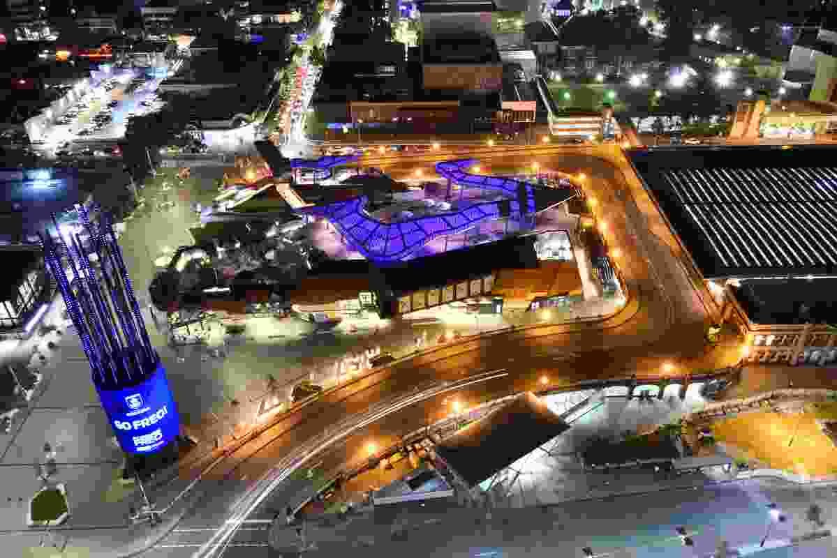 Yagan Square – Metropolitan Redevelopment Authority (MRA).