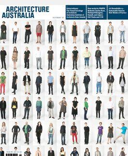 Architecture Australia, July 2010