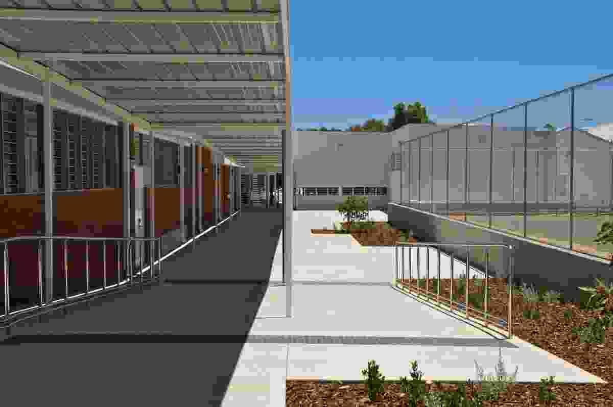 Urban Design: Hilton Community Centre by Bernard Seeber.