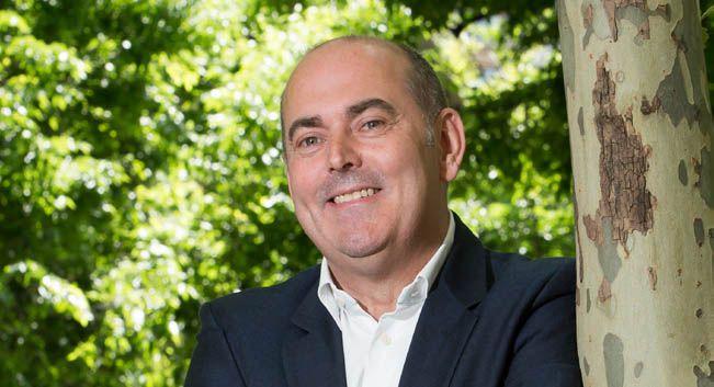 Michael Hegarty.