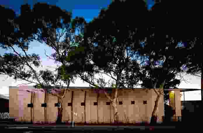 Public: Wilderness School Michell Music Centre by Tridente Architects.