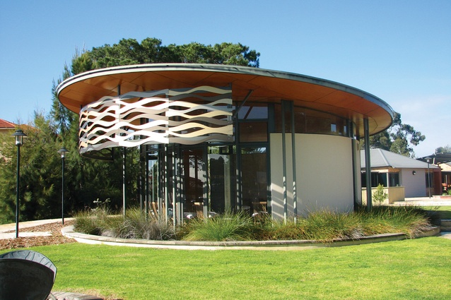Boronia Pre-release Centre for Women in Perth, Western Australia (opened 2004).