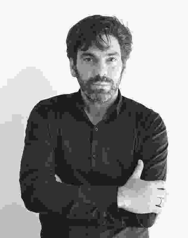 Marijn Schenk, co-founder of Amsterdam and Beijing-based practice Next Architects.