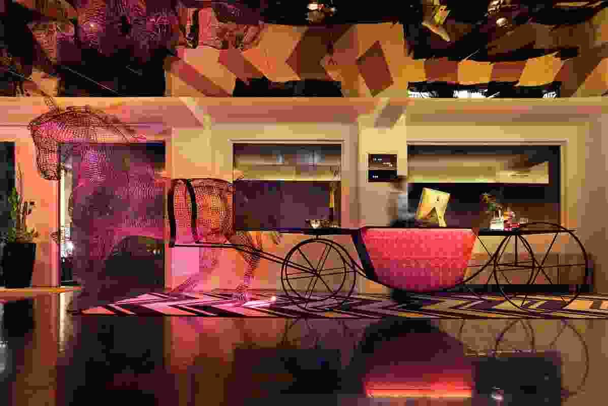 Adelphi Hotel by Hachem.