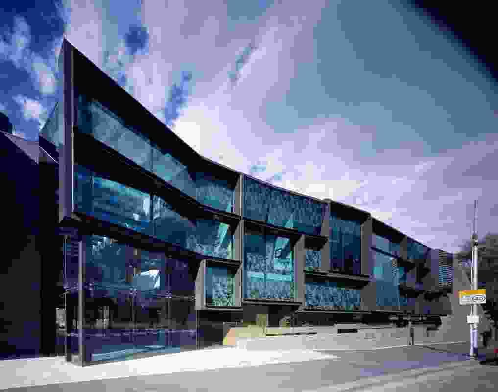 Nigel Peck Centre for Learning and Leadership, Melbourne Grammar School (2007).