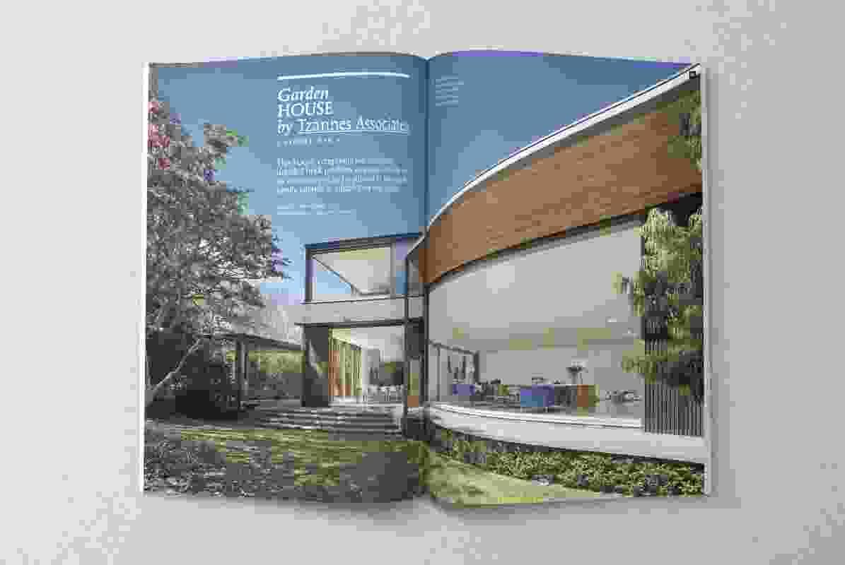 Garden House by Tzannes Associates.