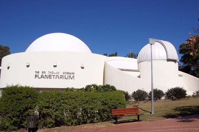 The Sir Thomas Brisbane Planetarium by William Job.