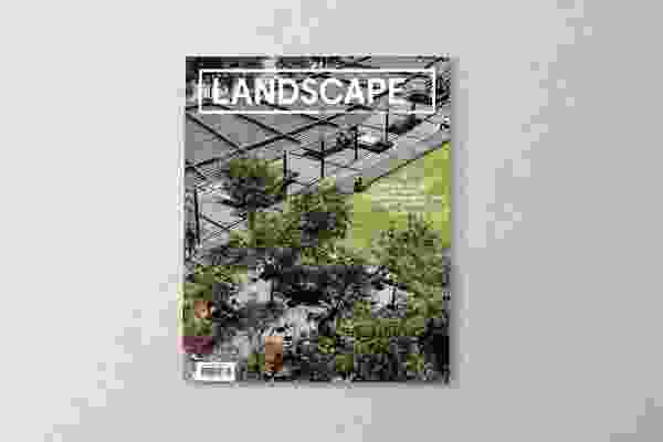 The May 2020 issue of Landscape Architecture Australia