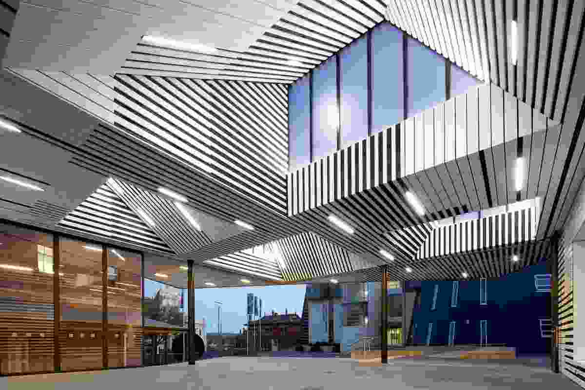 Commercial Interior winner: Annexe - Art Gallery of Ballarat by Searle x Waldron Architecture.