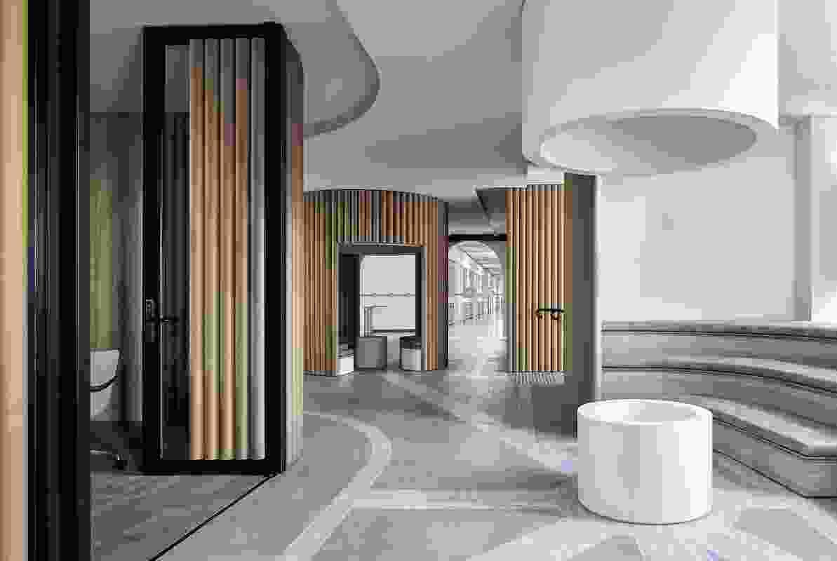 Piazza Dell'Ufficio by Branch Studio.