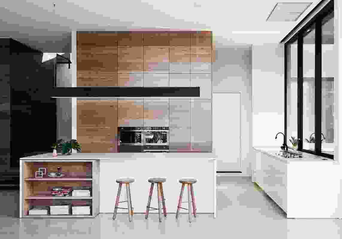 Malvern House by Robson Rak Architects.