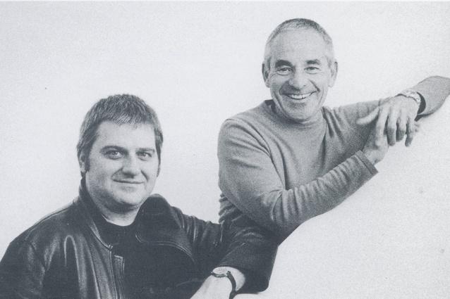 Ralph Rembel and George Freedman.