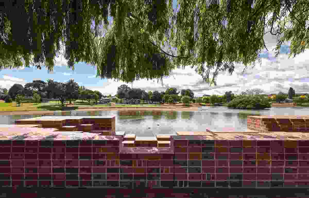 Monash Steps/ Stawell Steps by Hiroshi Nakao + Monash Architecture.