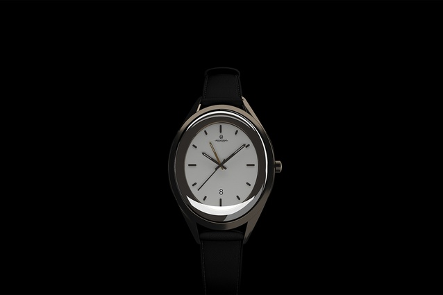Cox Architecture is investigating materials such as bluestone and brushed bronze for Melbourne Watch.