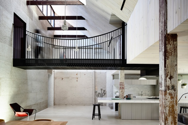 Fitzroy Loft by Architects EAT.