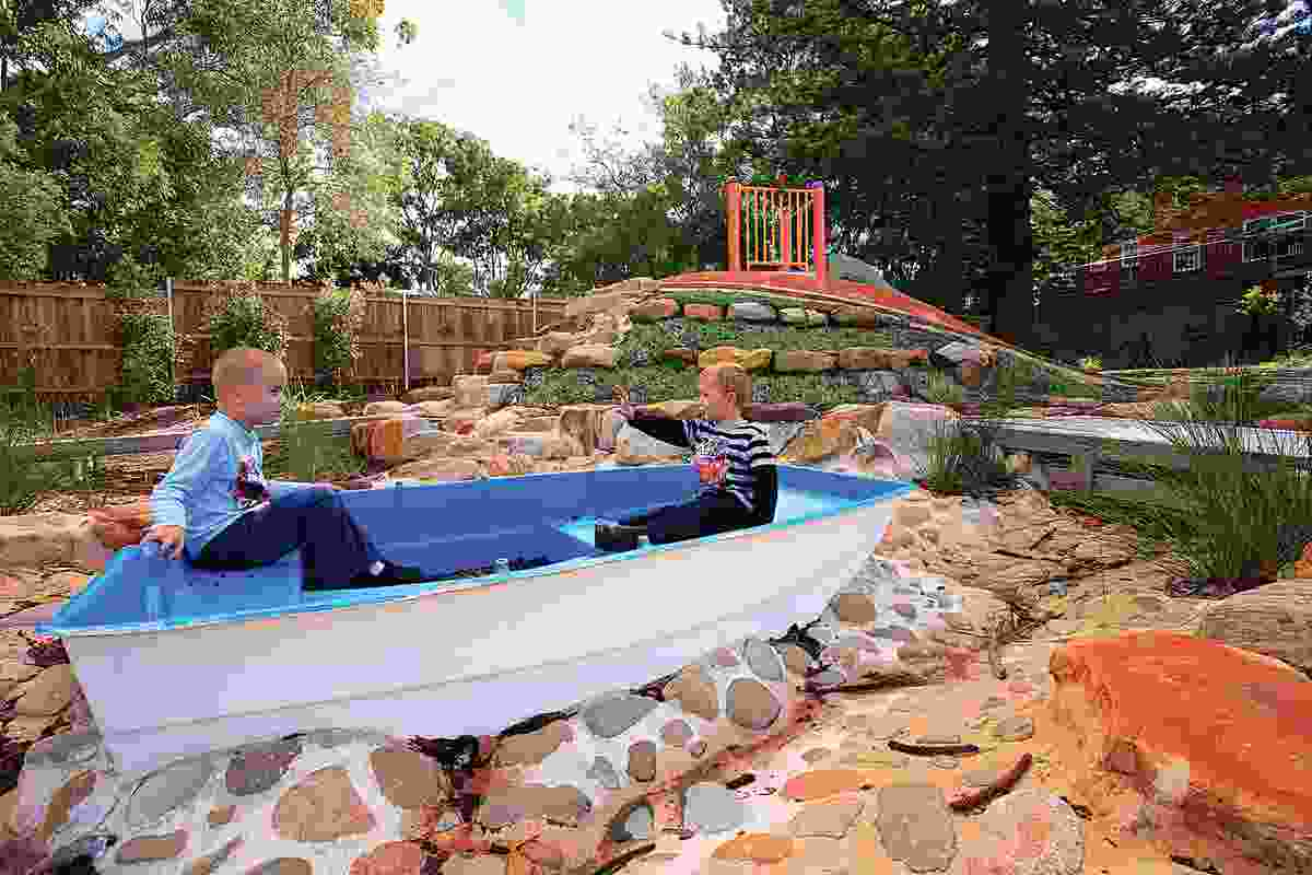 Play – Manly Vale Community Garden by Designwell