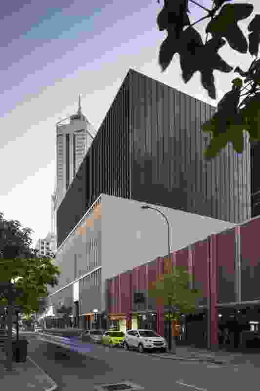 Cloisters Redevelopment by The Buchan Group - Perth.