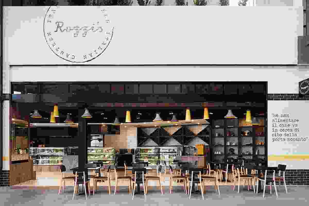 Rozzi's by Mim Design.