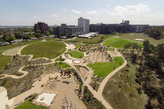 Seasoned players: Return to Royal Park | ArchitectureAU