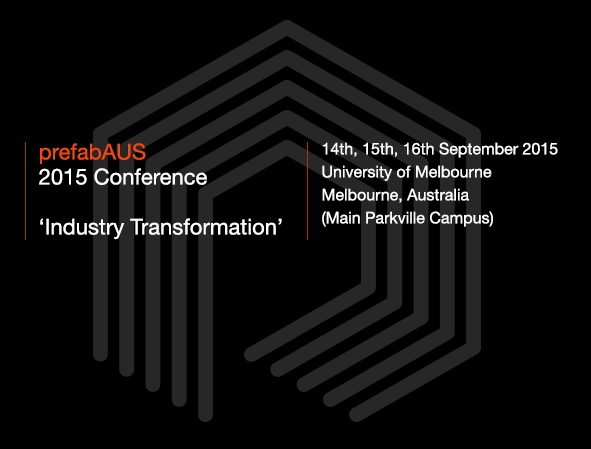 PrefabAUS annual conference
