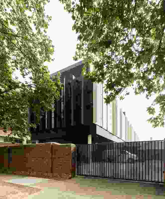 Wagga Wagga Courthouse by TKD Architects.