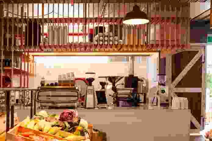 Craftsmanship Award winner - Shelving system for Eighthirty store, Ponsonby Central, Glamuzina Paterson Architects.