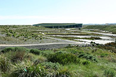 Victorian Desalination Plant & Ecological Reserve by Aspect Studios.