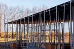 Melting into air: Stonehenge Visitor Centre