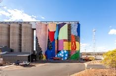 Make it grain: Art trail to draw tourists to WA's struggling Wheatbelt