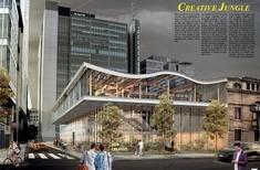 'Creative jungle' wins ideas competition for Adelaide creative hub