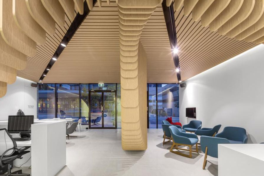 Care Implant Dentistry by Luis Pedra Silva by Pedra Silva Architects.