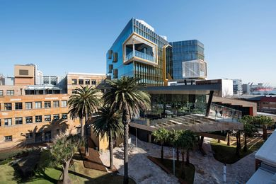 NeW Space, University of Newcastle by Lyons and EJE Architecture.