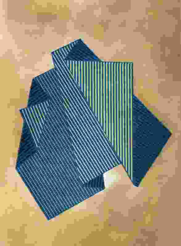 Folded Tones by Enoch Liew.