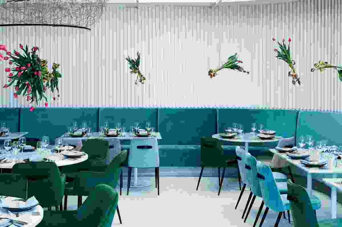 Lexus Design Pavilion 'The Nest' by Mim Design.