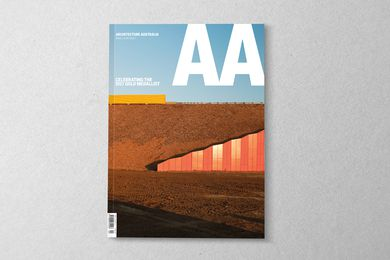 Architecture Australia May/June 2017.