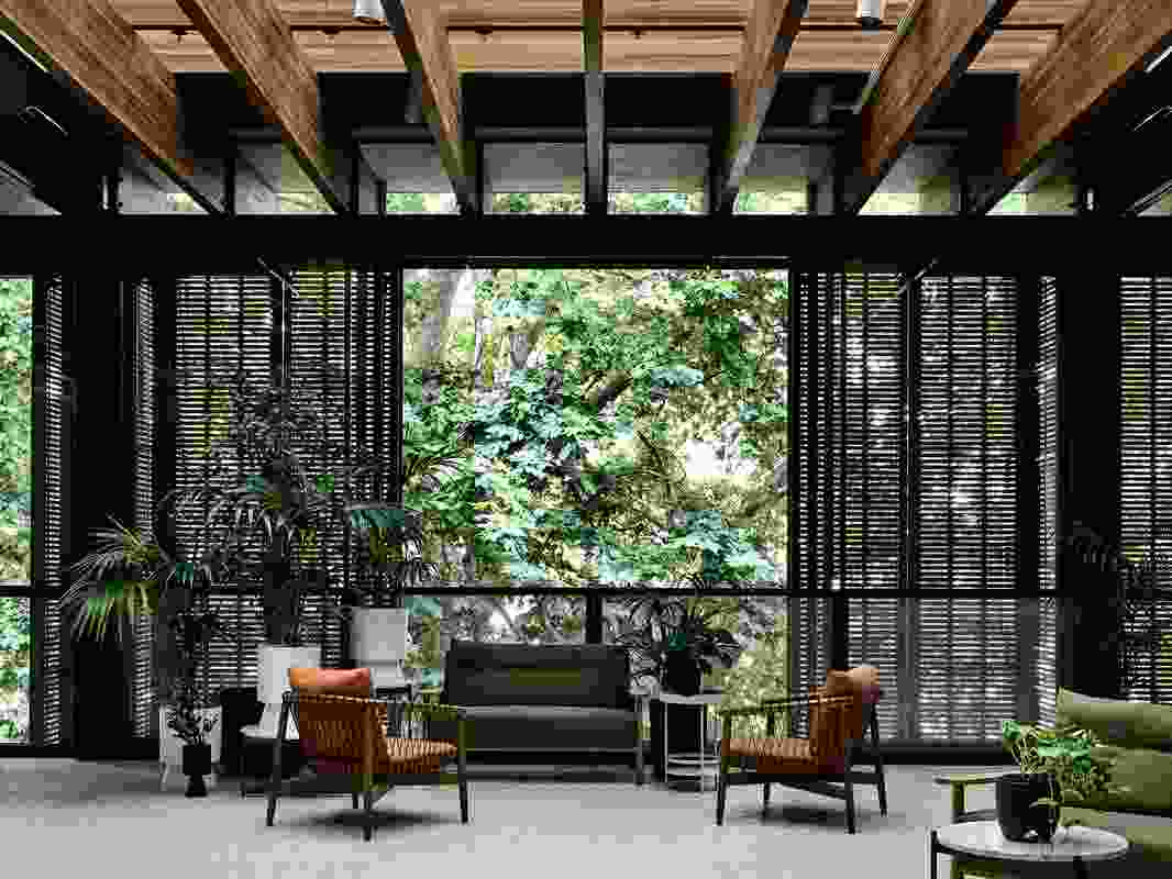 Private Women's Club by Kerstin Thompson Architects.
