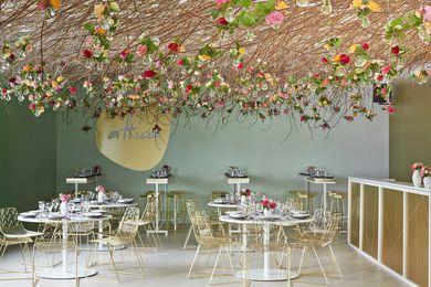 Lexus Design Pavilion by Mim Design.