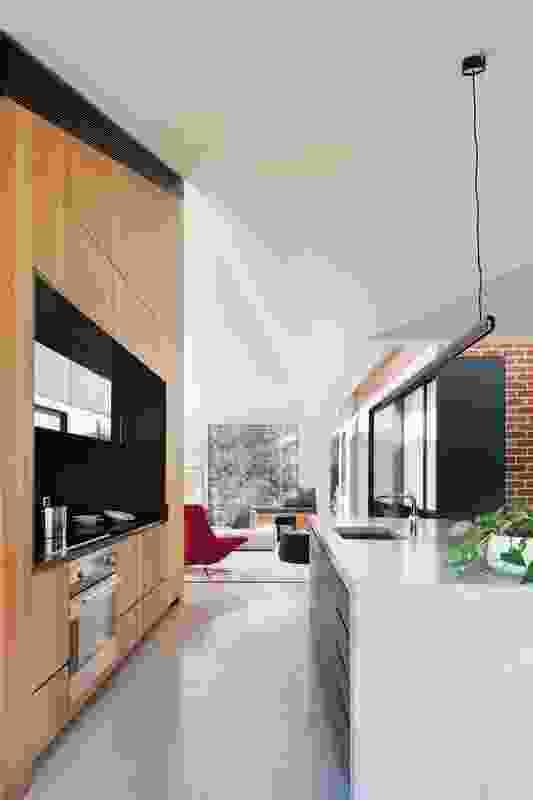 Shadow House by Matt Gibson Architecture and Design, Mim Design.
