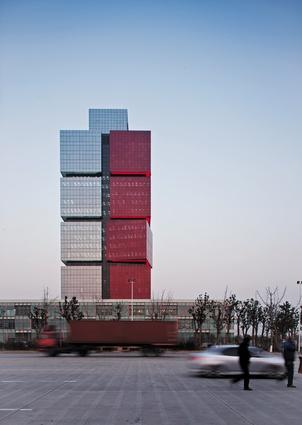 Suzhou Industrial Park Logistics Centre – Johnson Pilton Walker.