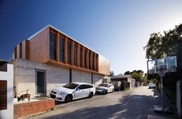 Urban eden: North Perth House